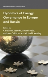 DPP faculty Andreas Goldthau publishes book on Dynamics of Energy Governance in Europe and Russia (Palgrave)